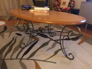 Table de salon, table à café, table d'appoint