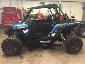 2016 Polaris Rzr 1000xp velocity blue