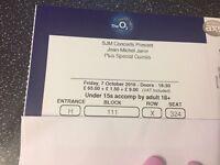 Jean-michel jerre ticket