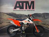 KTM XCF350 2017 MOTOCROSS ENDURO BIKE, ROAD REG, VERY CLEAN (ATMOTOCROSS)
