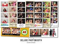 Deluxe Photobooth- Location de cabine photo.