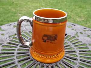 Lord Nelson Pottery vintage Steined Mug made in England silent n West Island Greater Montréal image 2