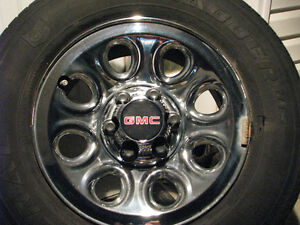 2012 GMC Sierra Factory Rims