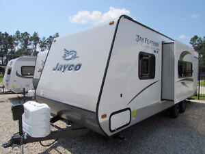 Jayco Jay Feather 22FSQ