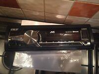 JVC KD-R851BT CD/BLUETOOTH /USB/AUX CAR STEREO