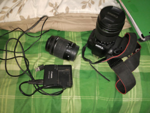 Canon rebel t5i or 700D