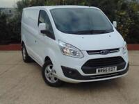 2016 Ford Transit Custom 290 L1 H1 Limited 130 PS Euro 6 Engine 4 door Panel ...