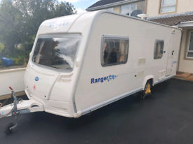 2008 Bailey Ranger Series 5 550/6 6 Berth