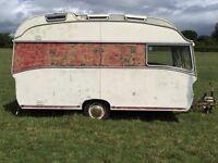 1965 Safari 13/2 Vintage Retro Classic Caravan Atomic Mid Century