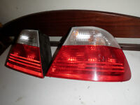 M3 TAIL LIGHTS 2001 TO 2006