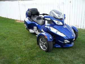 2012 Can Am Spyder RTS SE5