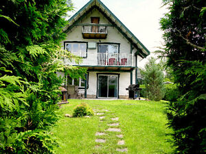 Beautiful house or cottage for sale with view of river