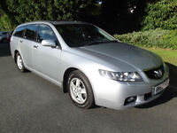 HONDA ACCORD 2.0 i-VTEC Executive 2006 ONLY 28K FROM NEW WITH FULL HISTORY
