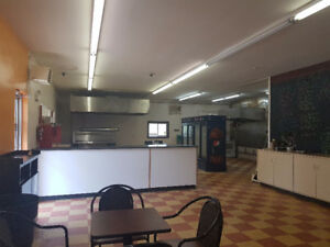 Restaurant Space with Pizza Oven (Hammonds Plains)
