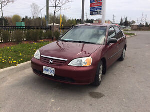 2003 Honda Civic 1.7L Verry Safety and  No need to invest