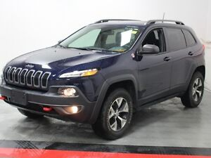 2016 Jeep Cherokee Trailhawk   - Sunroof - UCONNECT - $235.65 B/