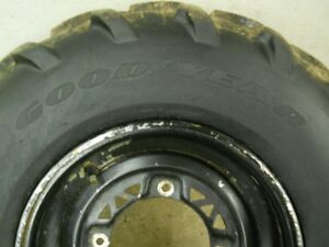 Wanted  GoodYear ATV Tire  Rawhide Grip  25 - 8 - 12 (POLARIS)