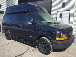 Nomad Van Campeur, Camper, Safari Condo, New West, Roadtrek