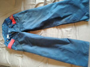 Water proof saw pants for sale