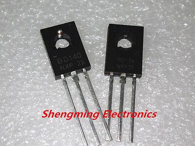 20pcs Bd139 Bd140 Bd140 10pcs Bd139 10pcs To-126 Power Transistors