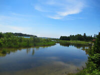 Lake Huron Waterfront Lot For Sale in Tobermory Ontario