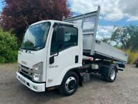 2018 Isuzu Trucks N35-T 3.0TD N35-120 TIPPER *EURO 6* Tipper Diesel Manual