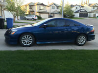 2005 Honda Accord EXL Coupe (2 door)