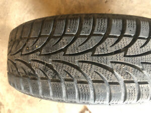 Set of sailun ice blazer snow tires
