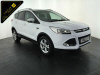 2013 63 FORD KUGA ZETEC TDCI DIESEL 1 OWNER SERVICE HISTORY FINANCE PX WELCOME