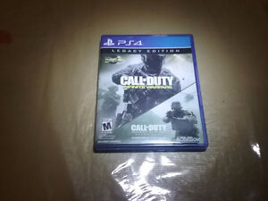 InfiniteWarfare Two great games Perfect Condition in Oliver