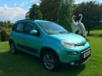 2015 Fiat Panda 1.3 Multijet 4x4 5dr HATCHBACK Diesel Manual