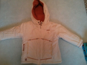 @ fall/winter jacket size 2-4