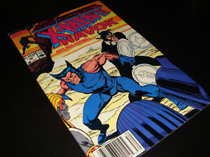 MARVEL COMICS-X-MEN'S HAVOC FEAT. WOLVERINE-N.30-LIVRE/BOOK