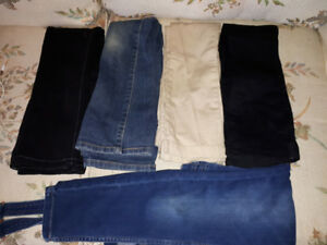 Little girls jeans