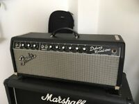Fender 65 Deluxe Reverb Amp Head