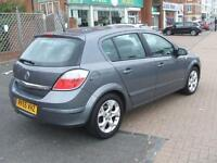 VAUXHALL ASTRA SXI 16V TWINPORT 2005 Petrol Manual in Grey