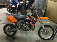 **KTM 65SX FOR SALE**