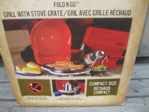 Coleman Fold  & N Go Camp Stove