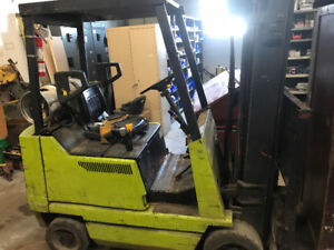 Clark GCS 20WC Fork Lift