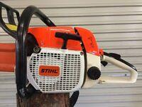 Stihl 038 super chainsaw