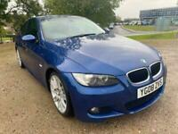 2008 BMW 3 Series 320d M SPORT Auto COUPE Diesel Automatic