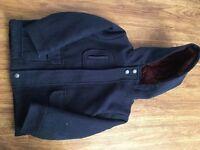 2-3 yrs coat- generously sized.