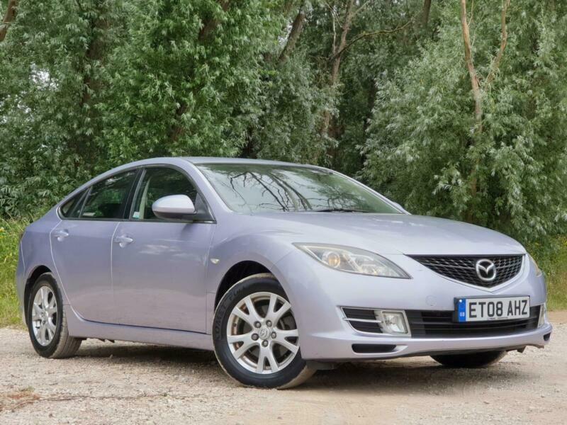 2008 Mazda Mazda6 2 0 Ts Manual Petrol 5 Door