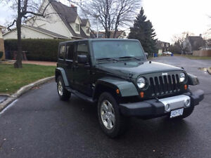 2010 Jeep Wrangler Sahara Unlimited