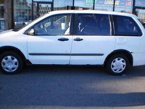 2002 Mazda MPV Minivan, Van