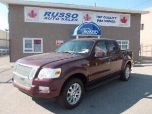 2007 Ford Explorer Sport Trac 4x4 Limited V6