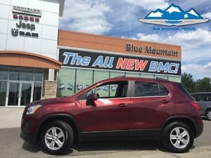 2016 Chevrolet Trax 1LT  ACCIDENT FREE, 4G/LTE WIFI, BLUETOOTH,