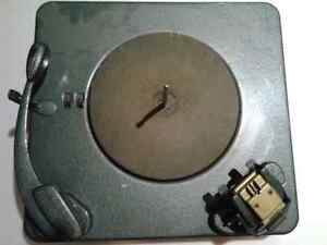Philco Record player from old cabinet.