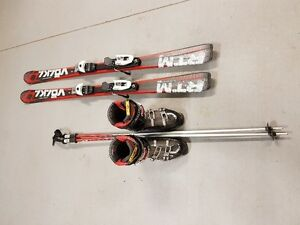 Volkl RTM ski package