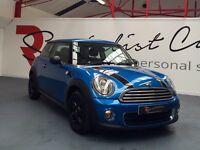 Mini One 1.6 Pimlico Special Edition [HUGE SPEC / STUNNING EXAMPLE / FULL SERVICE HIST / MOT 06/17]